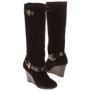 Michael Kors Norma boot in Coffee size 8 Gorgeous!