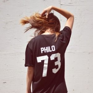 LPD new york Tops - LPD New York /team Philo cotton Tee