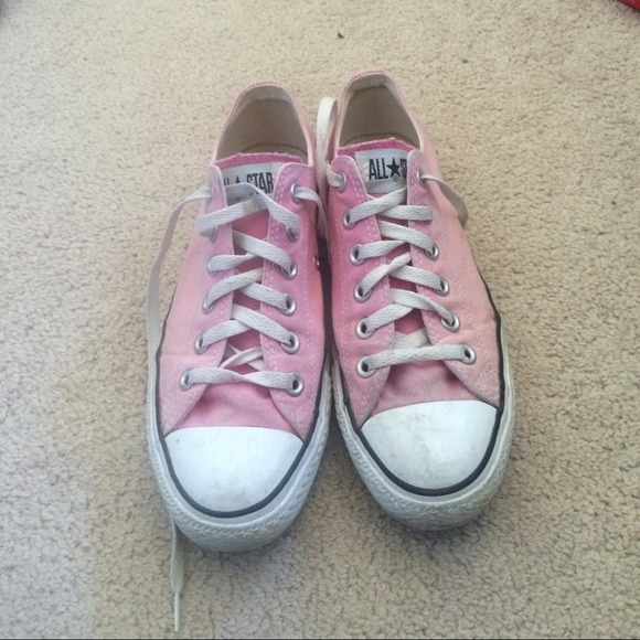 67 converse shoes light pink converse from s
