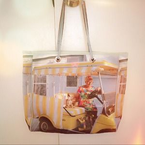 Anya Hindmarch Handbags - Rare! Anya Hindmarch 🎀 Photo Tote