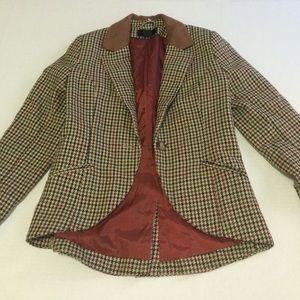 H&M Jackets & Blazers - Checkered blazer