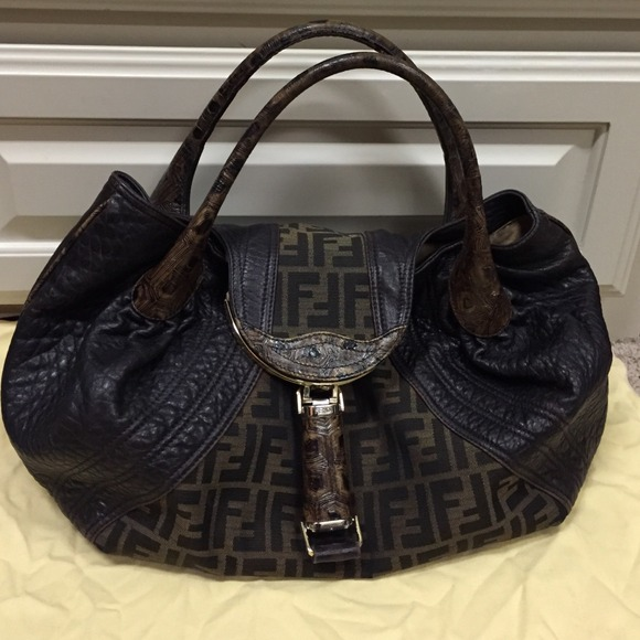 FENDI Handbags - Fendi spy bag b57caf509a834