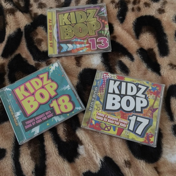3deaf830 Unlisted Other | Kids Bop Cds Bundle Pack | Poshmark