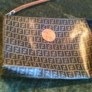 FENDI Handbags - Great Clutch!!!