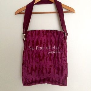 "Handbags - Jordi Labanda ""No Fear of Chic"" Messenger Bag"
