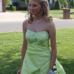 M co prom dresses $900