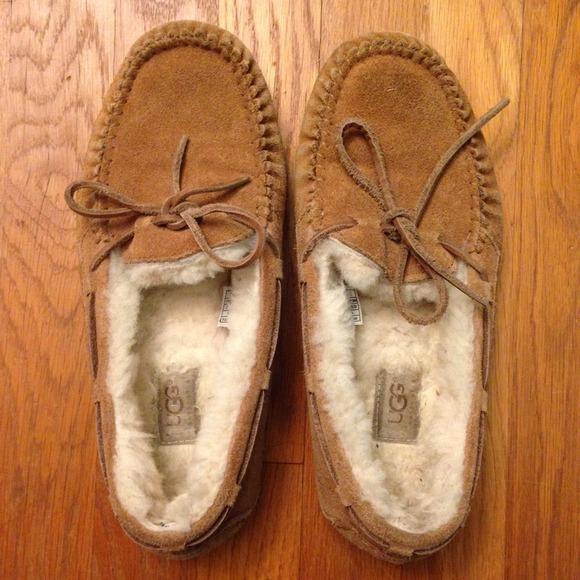 c037aca1ff10 46% off UGG Shoes - Ugg Dakota Moccasins from Emily s closet on Poshmark