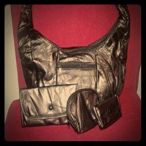 SALE$$$$$Brand new leather purse