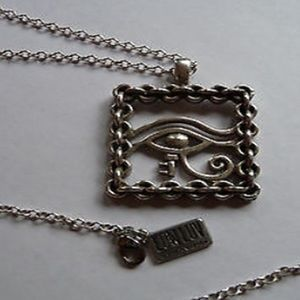 Low Luv x Erin Wasson Jewelry - Low Luv by Erin Wasson Eye of Horus Pendant