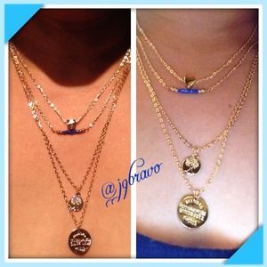 Four Layer necklace