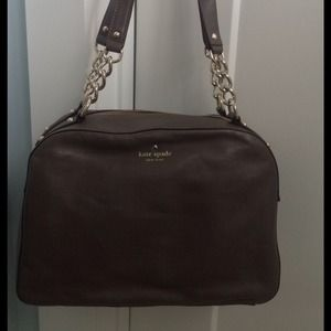 PRICE ✂️🎉Kate Spade leather bag- great condition