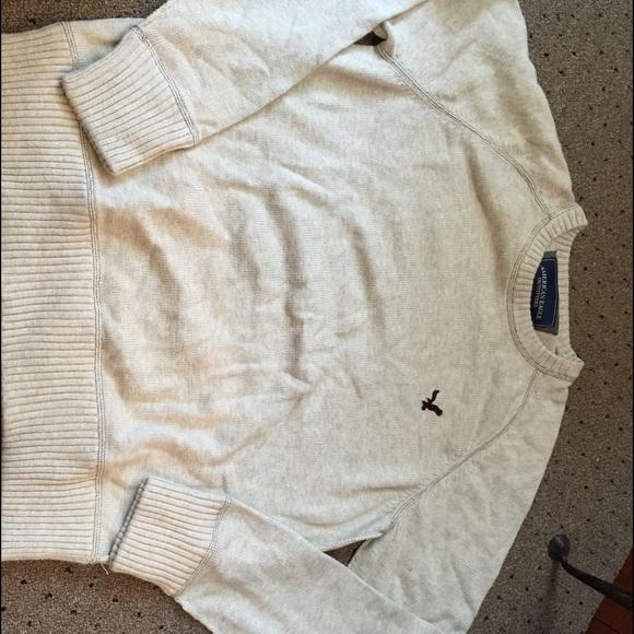 American Eagle boys large sweater