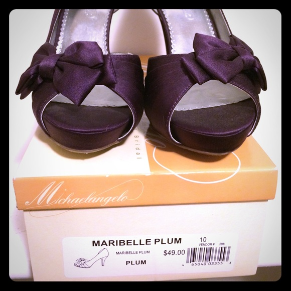 59 Off Davids Bridal Shoes