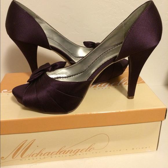 Michaelangelo Shoes Size