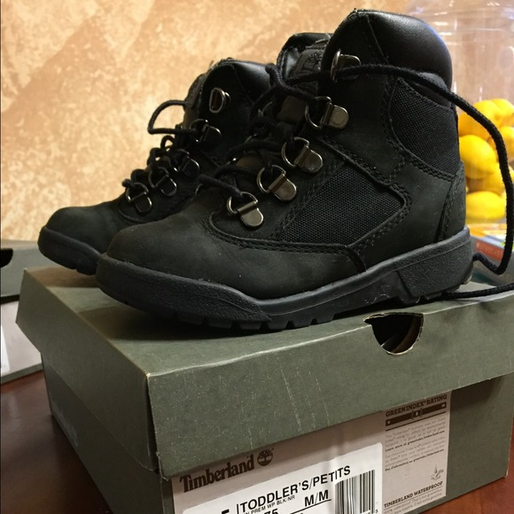 toddler timberland boots for boys