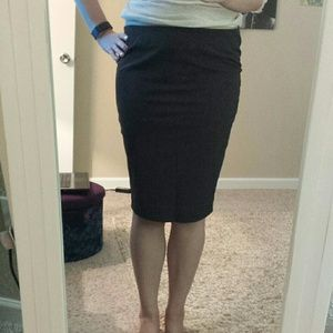 Victoria's Secret Dresses & Skirts - Brown Pencil Skirt