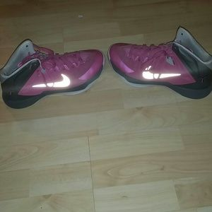 Breast Cancer Awareness Nike Hyperfuse