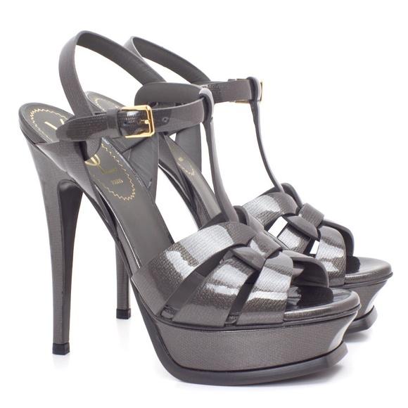 Yves Saint Laurent Shoes | Ysl Tributes