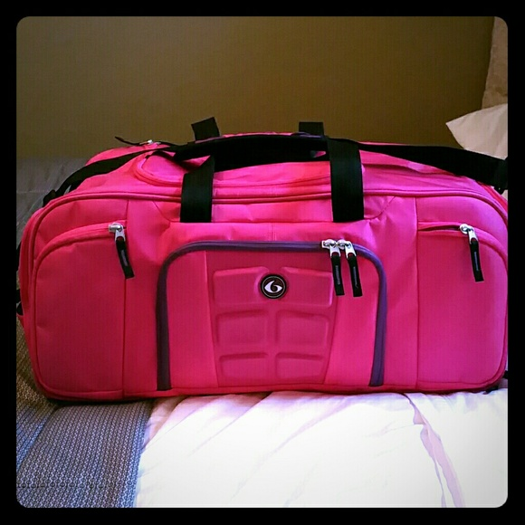 6 Pack Fitness Other - 6 Pack Travel Fit Duffle cb10bac306756