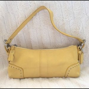 COACH 5052 Baguette shoulder handbag