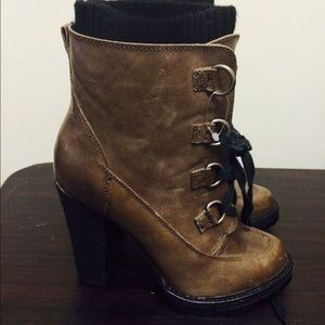 Tracy Reese Shoes - Leather sole warm bootie