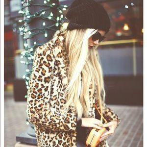 Michael Kors Jackets & Blazers - SALE‼️❄️Micheal Kors Faux Fur Coat❄️