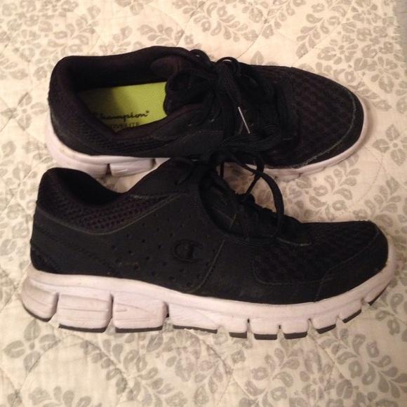 85dcf566781d all black champion shoes Sale