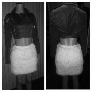 341ff71273 n/a Skirts | Faux Fur Skirt | Poshmark