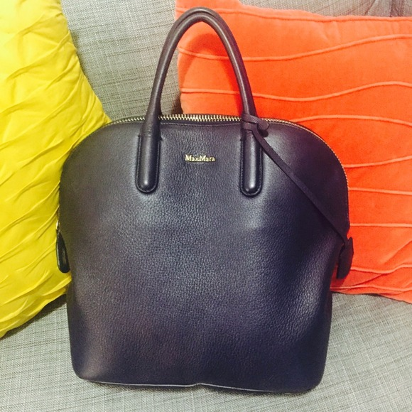 Max Mara Leather Bag 2018 For Sale 2NSZ4R