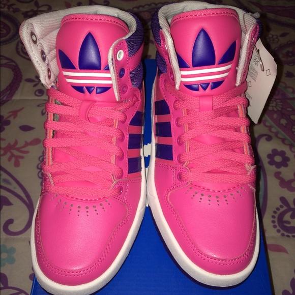 le adidas nuovo tribunale atteggiamento scarpe numero 35 poshmark