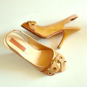 perfect tan heels