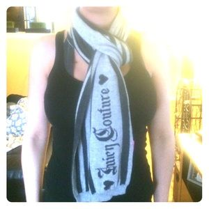 Authentic Juicy Couture Scarf