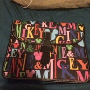 Dooney and Bourke iPad case disney edition