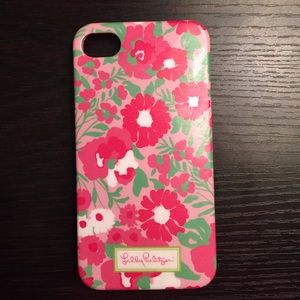 Lilly Pulitzer IPhone4 Case