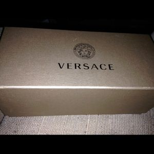 Versace Sunglasses (black)