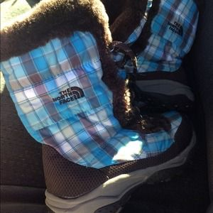North Face Boots Youth 2