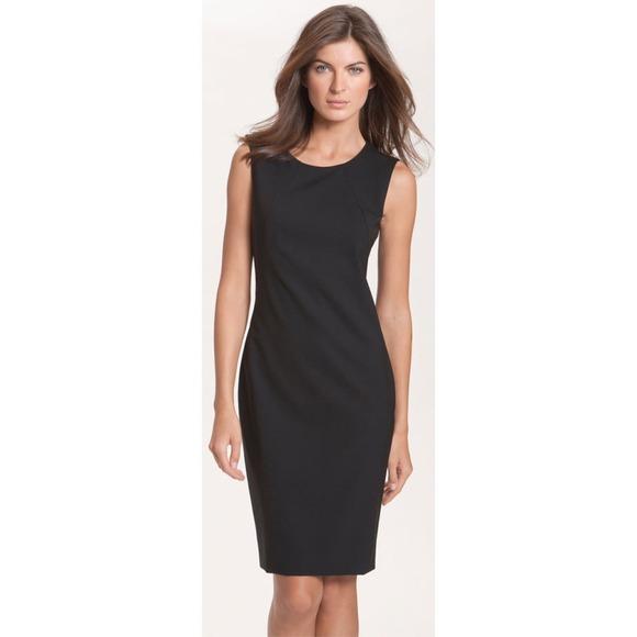 Giorgio Armani Black Dresses