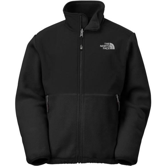 4ac0f15d8ca5 The Northface Black Denali Jacket - Kids