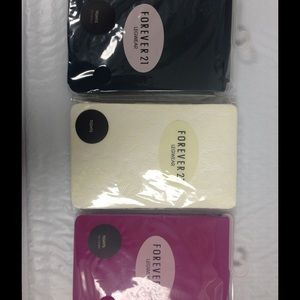 Forever 21 Accessories - Lot of three forever 21 tights stockings pantyhose