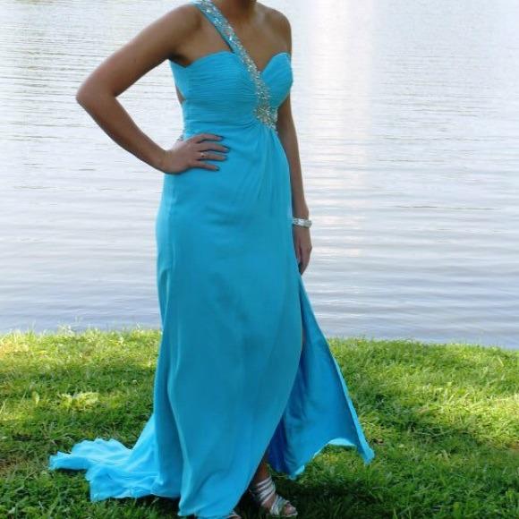 Merle Norman Dresses Prom Dress Poshmark