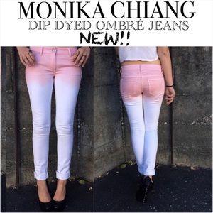 Monika chiang Denim - NEW MONIKA CHIANG JEANS