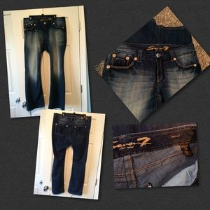Seven7 denim size 14
