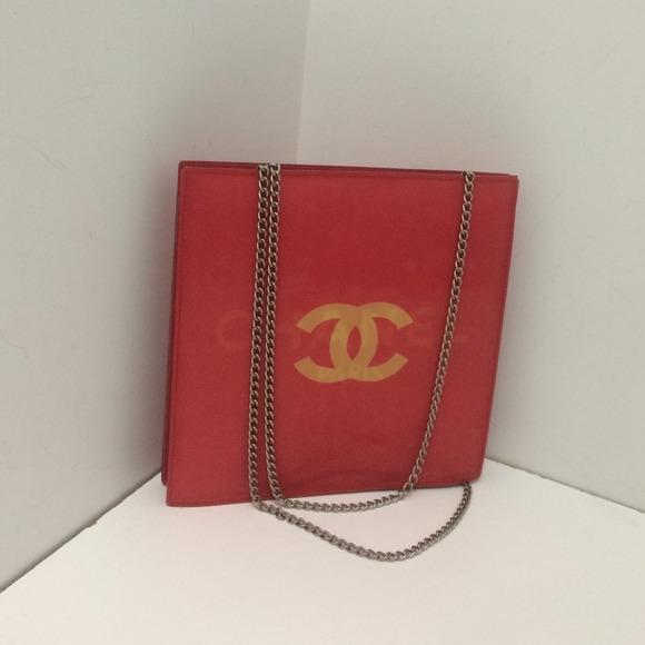 ca0b9520d1e4 CHANEL Bags | Vgc Rare Holographic Bag | Poshmark