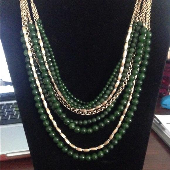 Lia sophia jewelry brand new canopy necklace poshmark brand new lia sophia canopy necklace aloadofball Choice Image