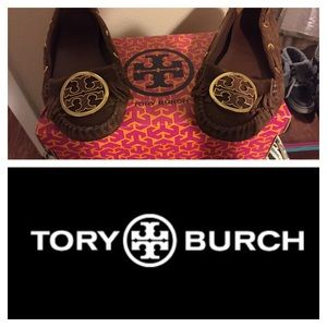 Tory Burch Moccasins