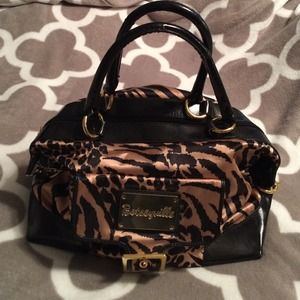 Betseyville Animal Print Purse