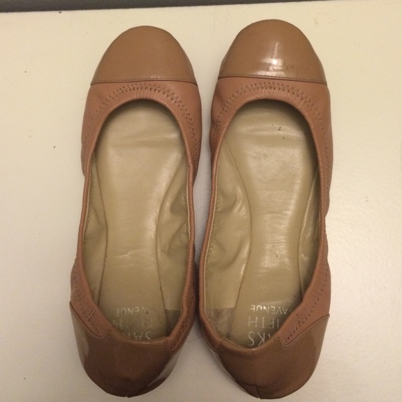 Saks fifth Shoes - Saks fifth flats