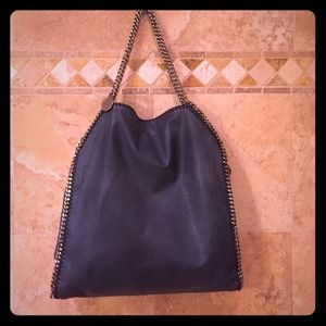 Stella McCartney Falabella shoulder bag.