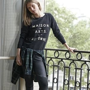 ISO Madewell Maison des A.R.T.S Sweatshirt