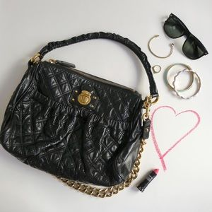 SALE /// AUTHENTIC Marc Jacobs quilted Julianne